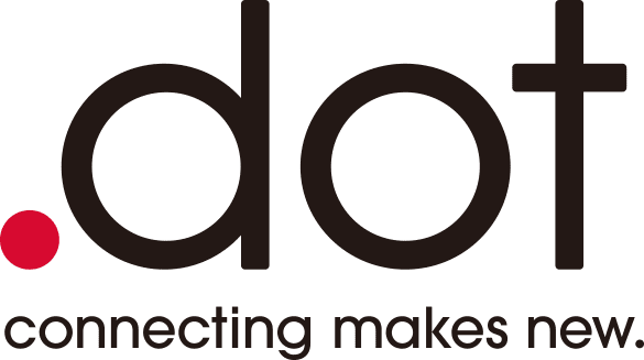 .dot | connecting makes new